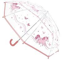 Girls Unicorn Umbrella