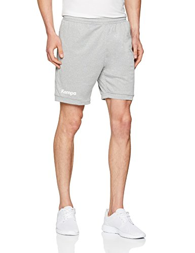 Kempa Core 2.0 Shorts Herren, Dark grau Melange, L