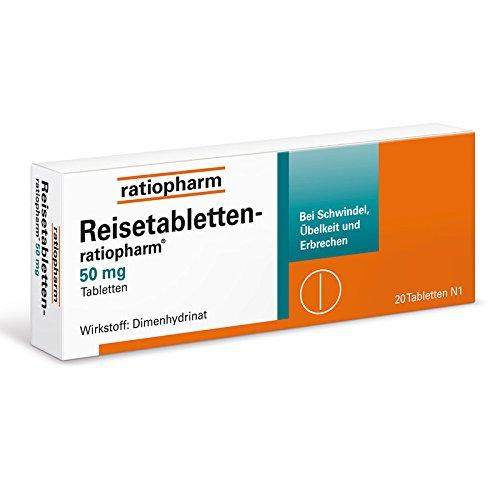 Reisetabletten-ratiopharm 20 stk