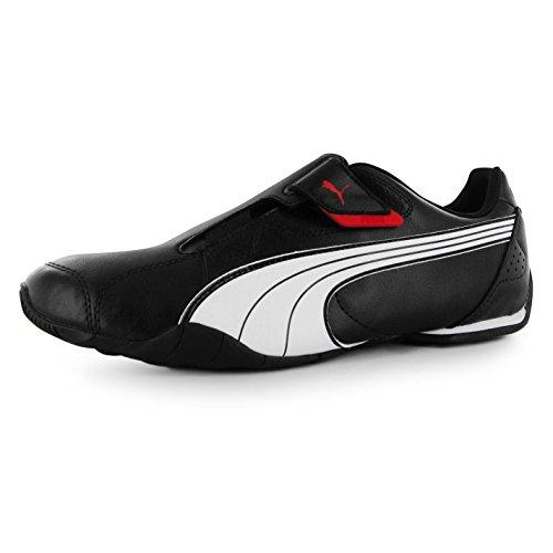 Puma Redon Move Homme Chaussures de Sport de loisirs chaussures chaussures de sport Fashion Baskets Multicolore - Blanc/noir