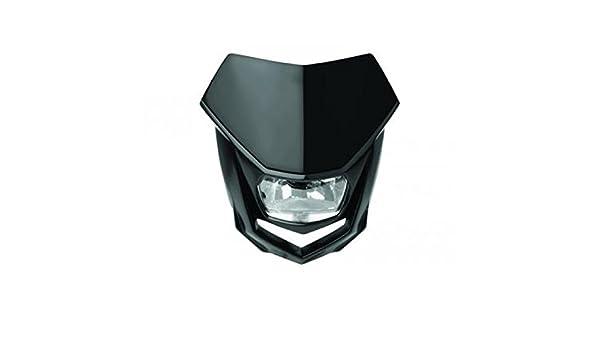 Plaque phare polisport halo led noir Polisport PS025BC02