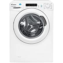 Candy CS 1272D3-S Independiente Carga frontal 7kg 1200RPM A+++ Color blanco - Lavadora (Independiente, Carga frontal, Color blanco, Izquierda, Acero inoxidable, 50 L)