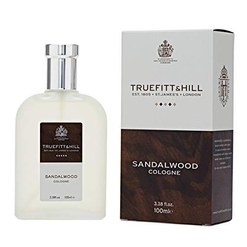 Truefitt & Hill NEU - Sandelholz Cologne, 1er Pack ( 1 x 100 ml ) - Shave Bowl Refill