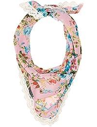 Steve Madden Women's Dolce Floral Triangle Neckerchief