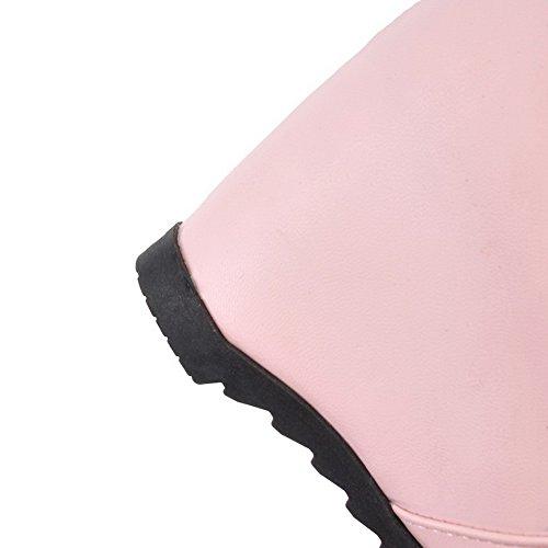 Sconosciuto 1TO9 1TO9Mns02577 - Sandali con Zeppa donna Pink