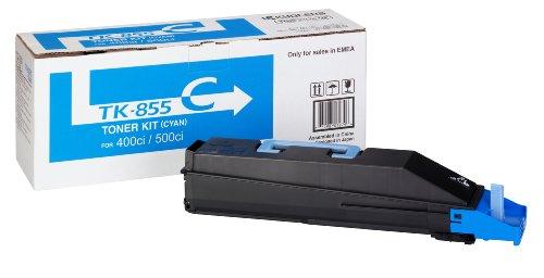 Preisvergleich Produktbild Kyocera 1T02H7CEU0 TK-855C Tonerkartusche 18.000 Seiten, cyan