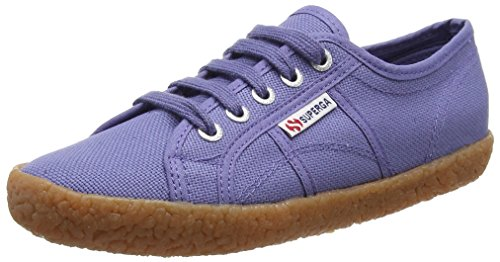 Superga 2750 NAKED COTU - Sneakers basses femme Bleu (Blue Velvet)