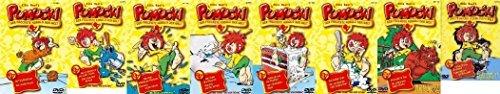 Pumuckl 8 DVD Set mit Nr. 3, 4, 6, 7, 8, 9, 10, 11 - Deutsche Originalware [8 DVDs]