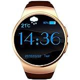 Smart Watch Teléfono Inteligente, Deporte Bluetooth Reloj Inteligente con Pulsometro Integrado, Fitness Tracker Pulsera con Monitor de Dormir/ Contador De Pasos Para Android y IOS