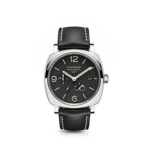 panerai-radiomir-1940-homme-45mm-bracelet-cuir-noir-boitier-acier-inoxydable-automatique-montre-pam0