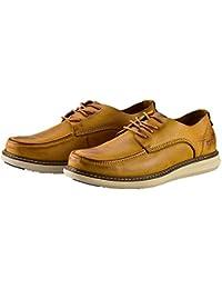 d37f6d225b067 Jincosua Zapatillas de Deporte con Cordones para Hombres Cómodas Zapatillas  de Deporte Antideslizantes Ocasionales (Color
