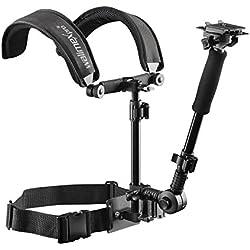 Walimex Pro 20641 Trépied d'épaule pour stabiliser vidéos/photos