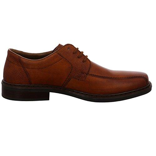 Rieker B2302 Chaussures de ville homme Amaretto