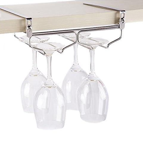 Wine Glass Holder, Glass Hanger, Glassware Rack, Champagne Glass Rack,