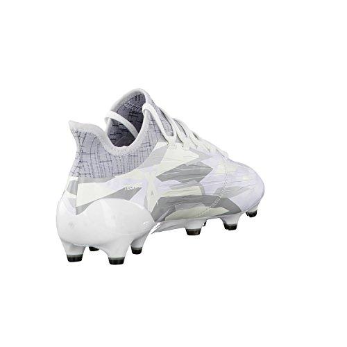 adidas Herren Fussballschuhe X 16.1 FG FTWWHT/FTWWHT/CBLACK 48 2/3 -