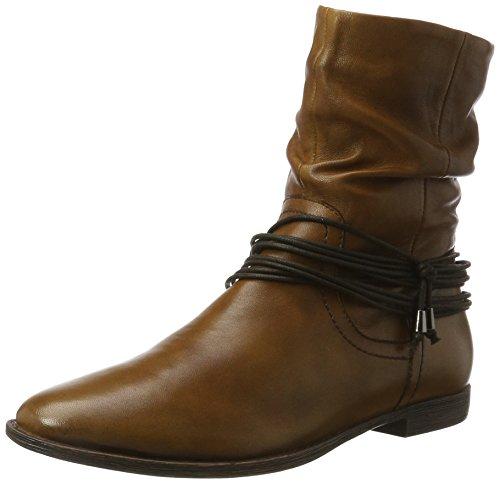 SPM - Freddy Ankle Boot, Stivali Donna Braun (Dk Cuoio 010)