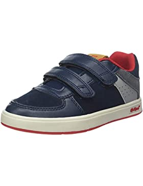 Kickers Gready Low Cdt, Zapatillas Unisex niños