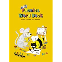 Jolly Phonics Word Book: in Precursive Letters (BE)
