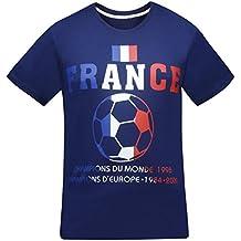Camisetas de Fans francesas de Francia de los Hombres