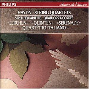 Lerchen-, Kaiser-, Serenaden-Quartett