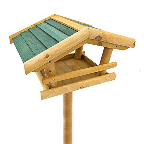 Relaxdays Vogelhaus mit Ständer