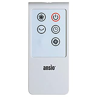 ANSIO Remote Controller - Model 2 - White