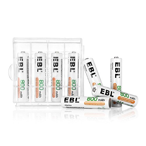 Buy Ebl 16 Pack Ni-mh Aa From £21.99 - Compare Prices At