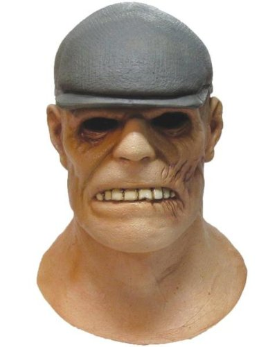 The Goon Latex Maske Halloween Kostueme Maske Gesicht Maske Over-the-Head-Maske Kostuem Stuetze Scary Creepy Schreckliche Maske Latex Maske fuer Maskerade Make-up Party