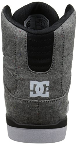 DC Shoes Rebound Slim High Tx Se, Baskets mode femme Multicolore (Black/White-Bkw)