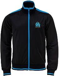 Veste zip OM - Collection officielle Olympique de MARSEILLE - Taille enfant garçon