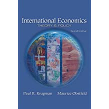 International Economics: Theory and Policy Plus Myeconlab Plus eBook 1-Semester Student Access Kit with Other (Addison-Wesley Series in Economics)