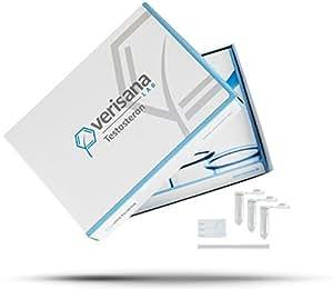 Testosteron Test | Labortest bei Testosteronmangel oder -erhöhung | Gut geeignet als Hormontest (Speichel) beim Muskelaufbau und Krafttraining | Verisana