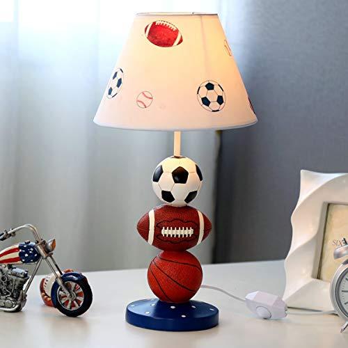EFGS Cartoon Mesa lámpara para niñas, niños como decoración, Style1