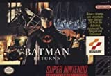 Batman Returns - Super Nintendo SNES