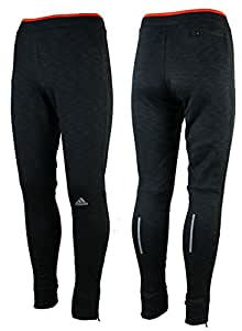 adidas - Pantalons et Collants - Pantalon Sequencials Climaheat - Heat Black Mel. - XS