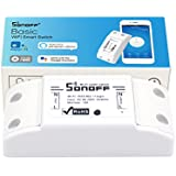 WiFi Switch 10A 2200W for Home Automation Android & iOS support. Smart wifi wireless switch.