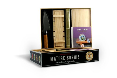COOKING BOX MAITRE SUSHIS