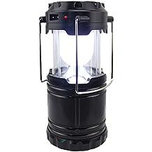 MPTECK @ Lampada da Campeggio pieghevole Portatile Luci da Campeggio Illuminazione da Esterno Lanterna torcia a LED per Pesca, Emergenze, Outdoor, Viaggio, Escursionismo, Trekking, campeggio, pesca notturna