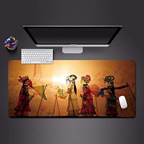 Chinesischen stil drama ist eine mauspad hochwertige mauspad computer tischset spiel zubehör spiel spieler big pad 900 * 300 * 3mm