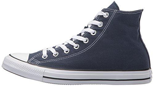 Converse Chuck Taylor All Star, Unisex-Erwachsene Hohe Sneakers, Blau (Navy Blue), 38 EU - 5