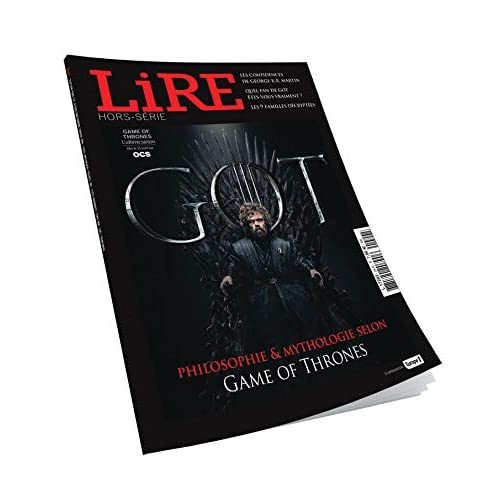 Lire hors-série Game of Thrones - avril 2019