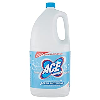 Ace–Classic Bleach, Home and Laundry, Formula multipulito–3000ml