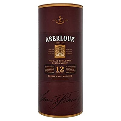 Aberlour 12 Year Old Single Malt Scotch Whisky 70cl - (Pack of 6)