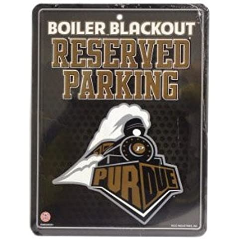 NCAA Purdue Boilermakers Parking