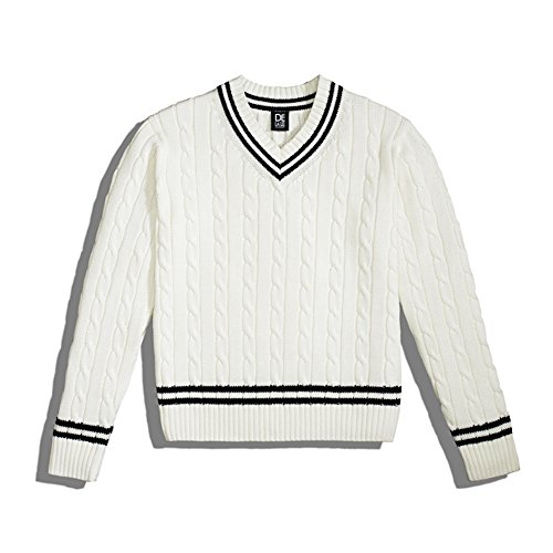 Delale Cricket Pullover 100% Pima Baumwolle (M)