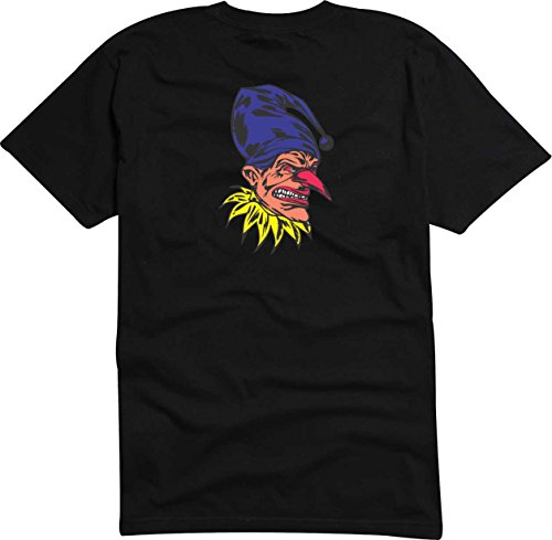 T-Shirt Herren Wald Monster Digital