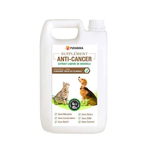 PURANIMA Extracto Liquido de Graviola Guanábana Puro 500ml Antioxidante Mascotas Enfermedad Veterinaria