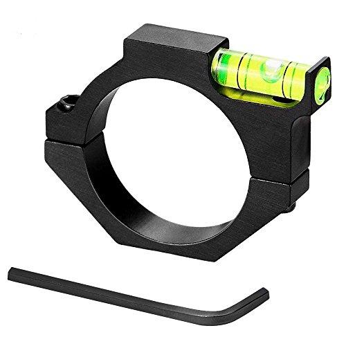 KINSUNG Zielfernrohr-Wasserwaage für 1in / 30mm Rohr Zielfernrohr Anti-Kippe für Schießen und Jagd (30mm)