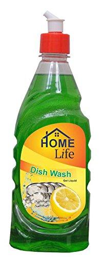 Home Life Dishwasher Gel 500 ML. (Pack Of 2)