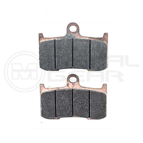 Preisvergleich Produktbild MetalGear Bremsbeläge vorne L für Victory Vegas 1500 2008 - 2011